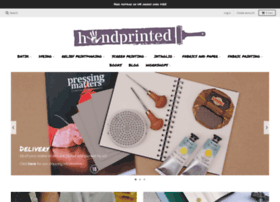 handprinted.co.uk
