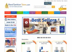 handsanitizerstore.com