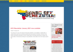 handsoffvenezuela.org