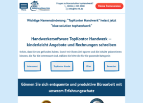 handwerkersoftware-tk.de
