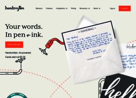 handwrytten.com