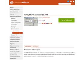 handybits-file-shredder.programasgratis.es