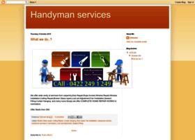 handymanservicesincoimbatore.blogspot.in
