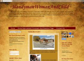 handymanwomanandchild.blogspot.com