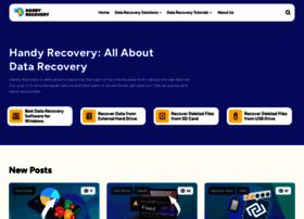 handyrecovery.com