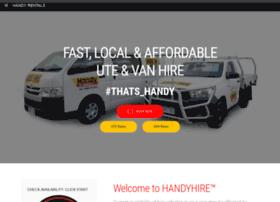 handyrentals.com.au