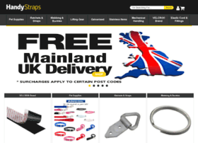 handystraps.co.uk