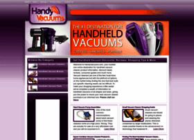 handyvacuums.com