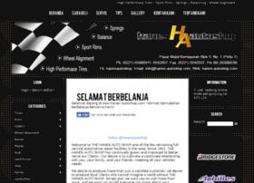 hanes-autoshop.com