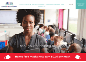 hanes4education.com