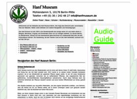 hanfmuseum.de