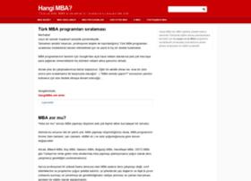 hangimba.net