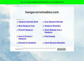 hangoverremedies.com