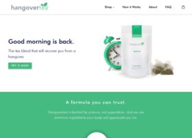 hangovertea.com