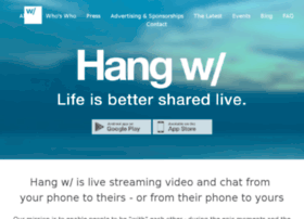 hangwith.me