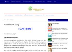hanhchinh.vn
