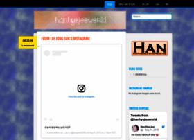 hanhyojooworld.wordpress.com