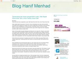 hanifmenhad.blogspot.com