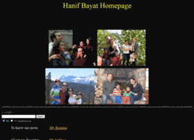 hanifworld.com