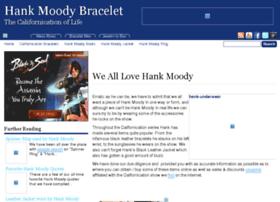 hankmoodybracelet.com