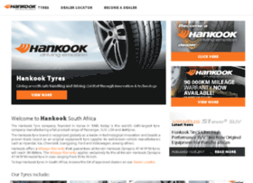 hankooktyres.co.za