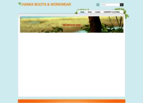 hanksboots.weebly.com