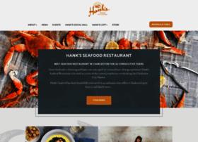 hanksseafoodrestaurant.com
