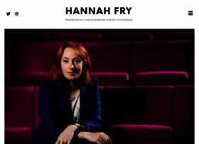 hannahfry.co.uk