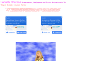 hannahmontana.pages3d.net