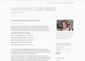 Hannahsternberg.com
