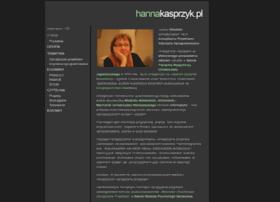hannakasprzyk.pl
