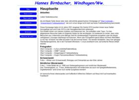 hannes-birnbacher.de