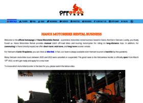 hanoimotorbikerental.com