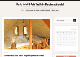 hanoiparadisehotel.com