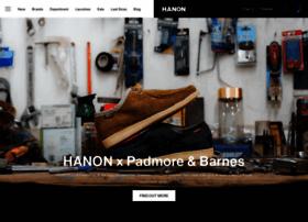 hanon-shop.com