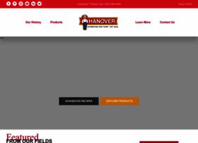 hanoverfoods.com