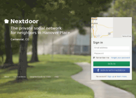 hanoverplace.nextdoor.com