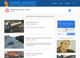 hans-wurst.net