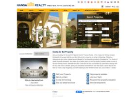 hansa-realty.com