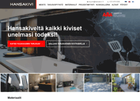 hansakivi.fi