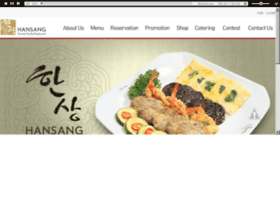 hansangkorean.com