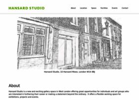 hansardstudio.com