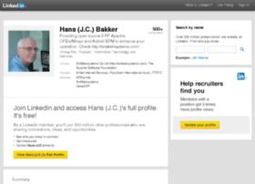 hansbakker.com