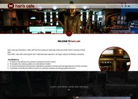 hanscafe.com.au