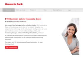 hanseaticbank-sofie.de