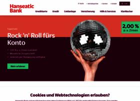 hanseaticbank.de