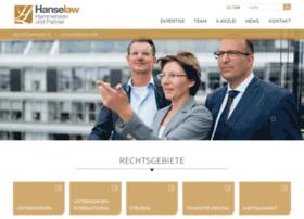 hanselaw.de