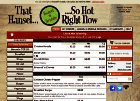 hanselngriddle.foodtecsolutions.com