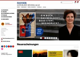 hanser-literaturverlage.de