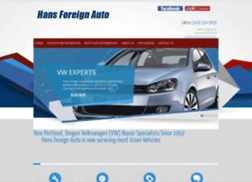hansforeignauto.businesscatalyst.com